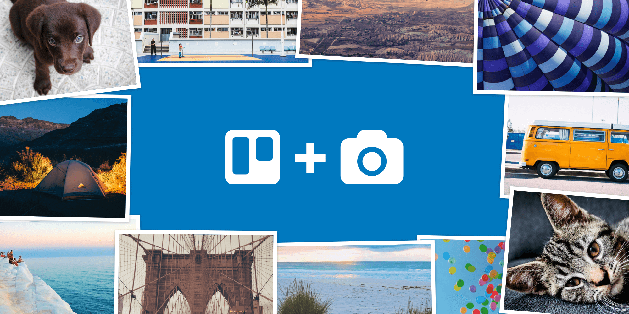 Free Unsplash backgrounds for Trello boards