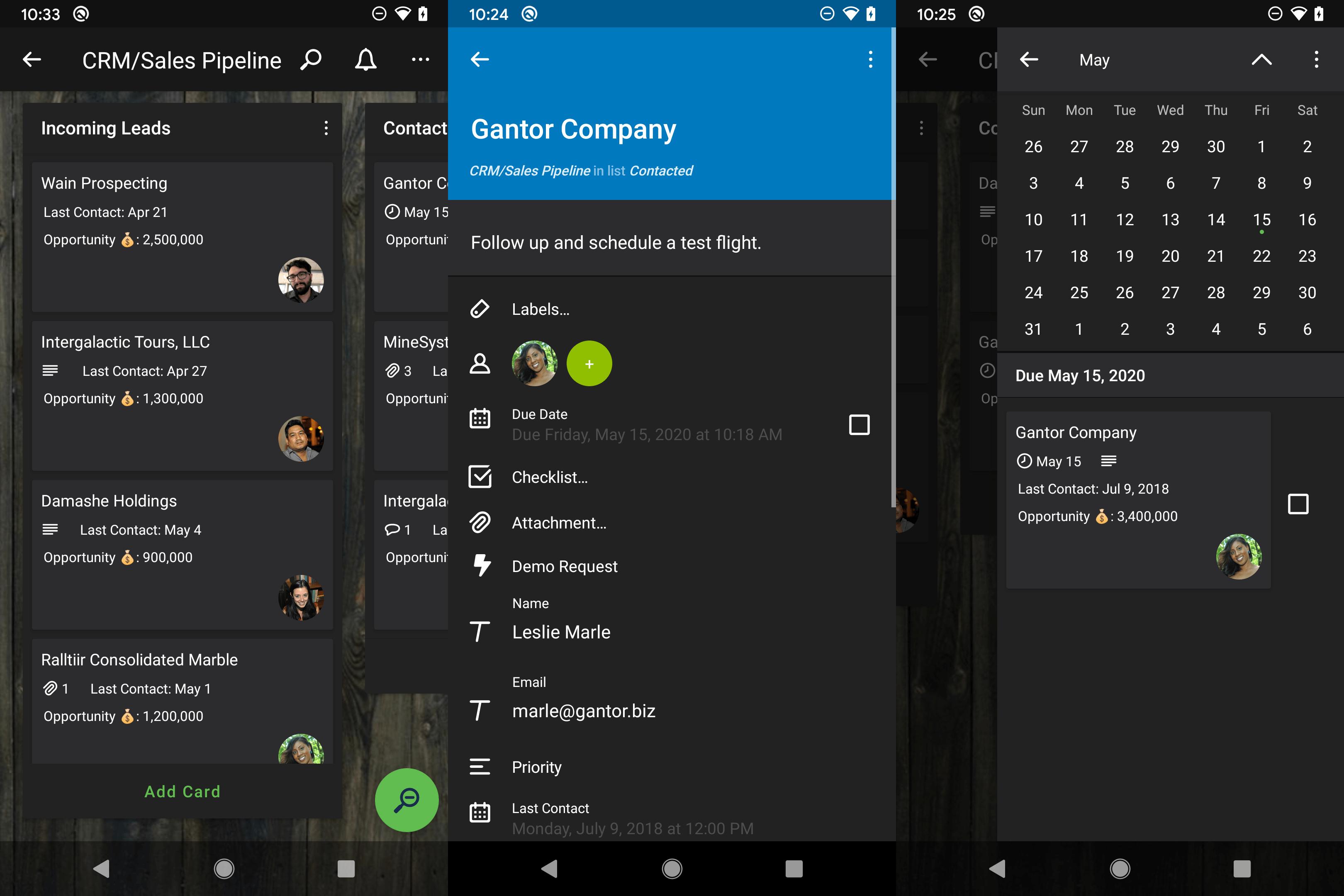 Android のダークモード