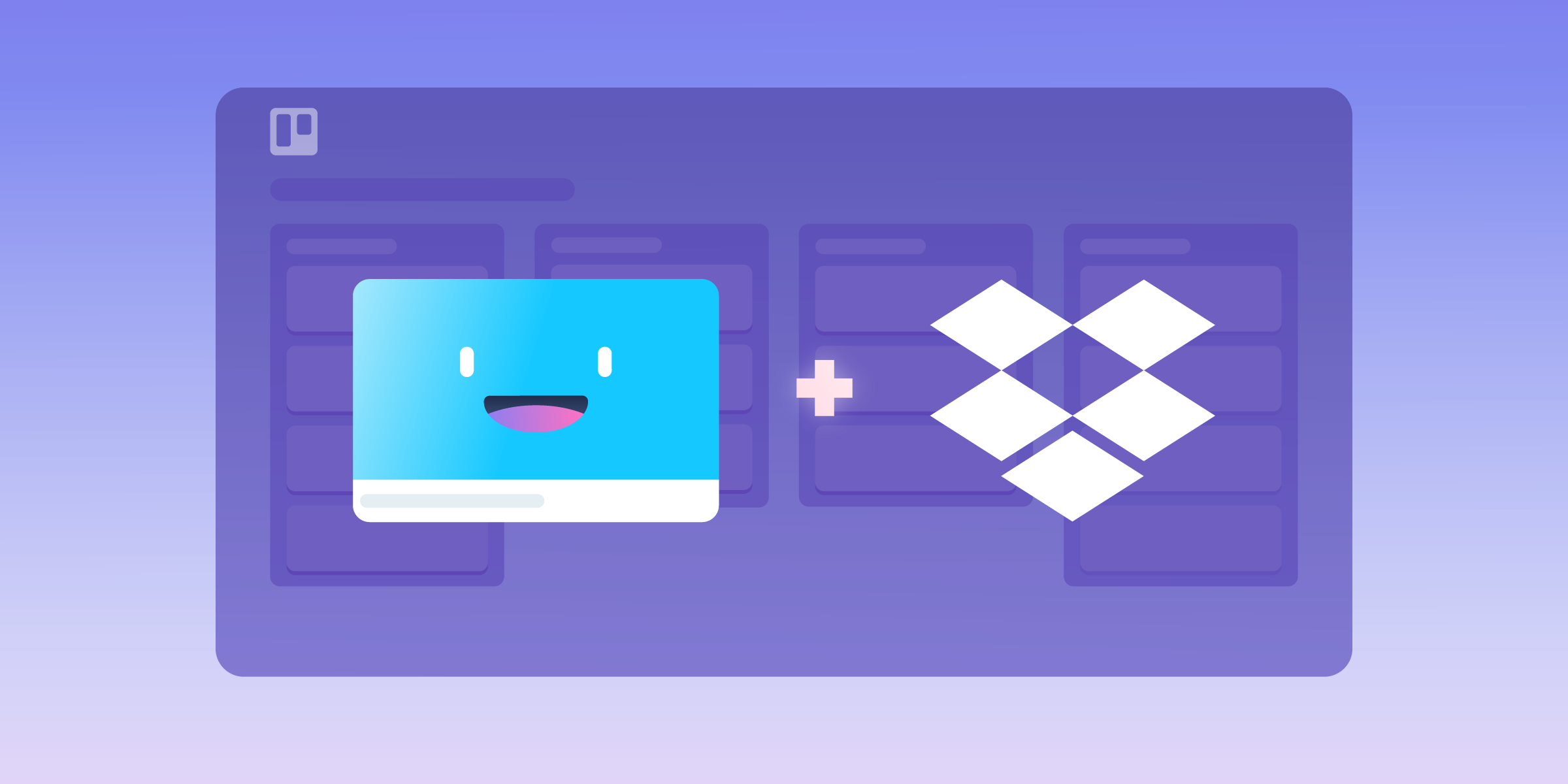 El Power-Up Dropbox en Trello