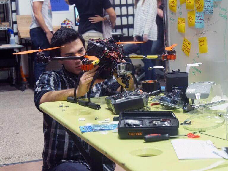 Using Trello to build robots