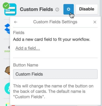 How To Add Custom Fields