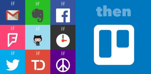 IFTTT Logo Tiles