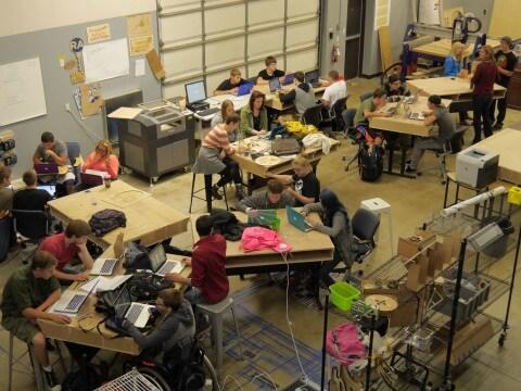 sala colaborativa