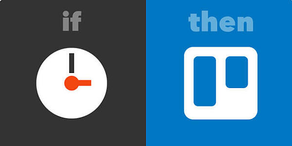 IFTTT Trello If This Than That