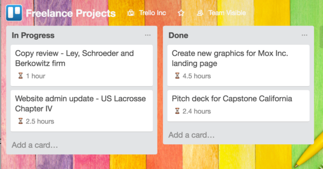 Time Tracking: Uses for Trello Custom Fields