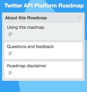 Sobre o roadmap