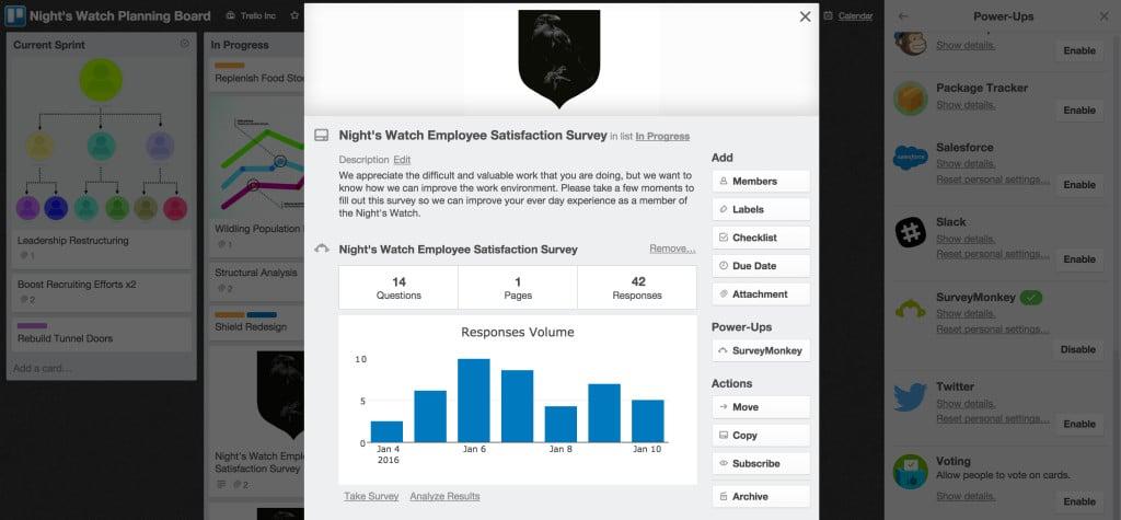 Trello-SurveyMonkey-Results
