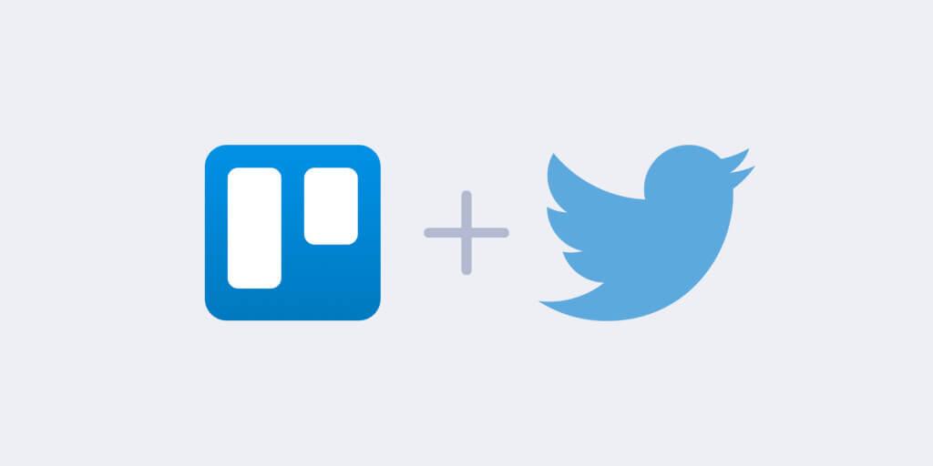 Trello e Twitter