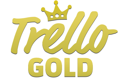 TrelloGoldLogo