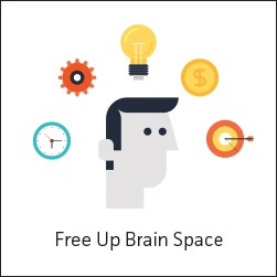 Use Trello Cards to Free Brain Space