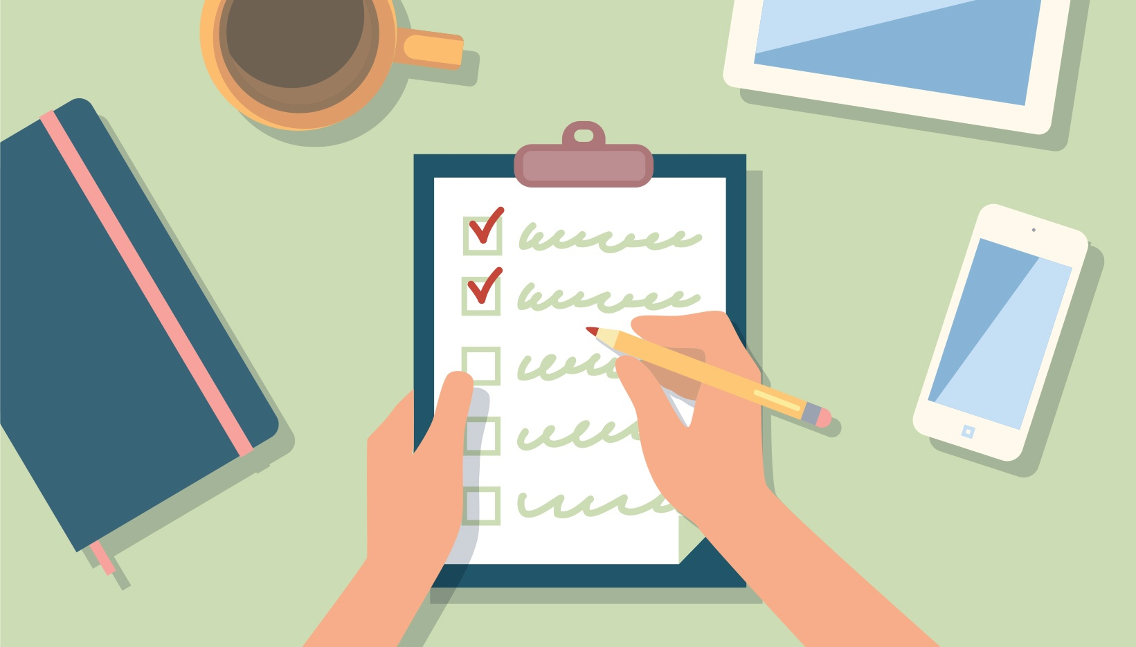 How to Create a Checklist