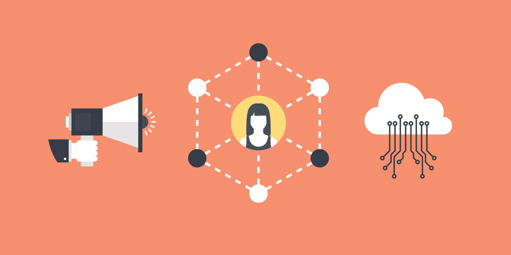 comunicação dinâmica