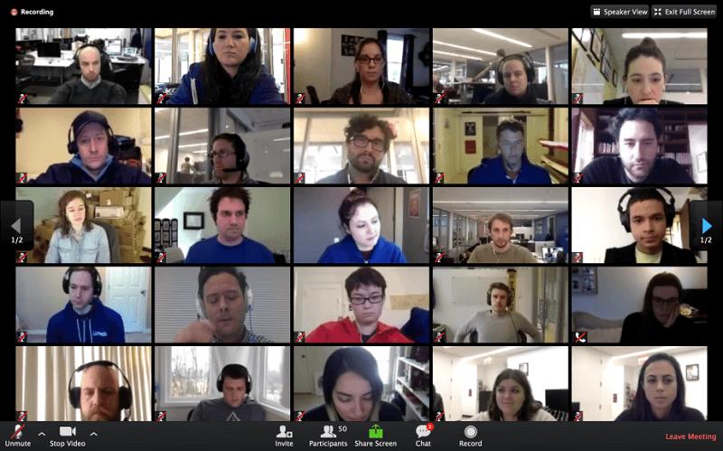 como fazer reuniões produtivas e eficazes