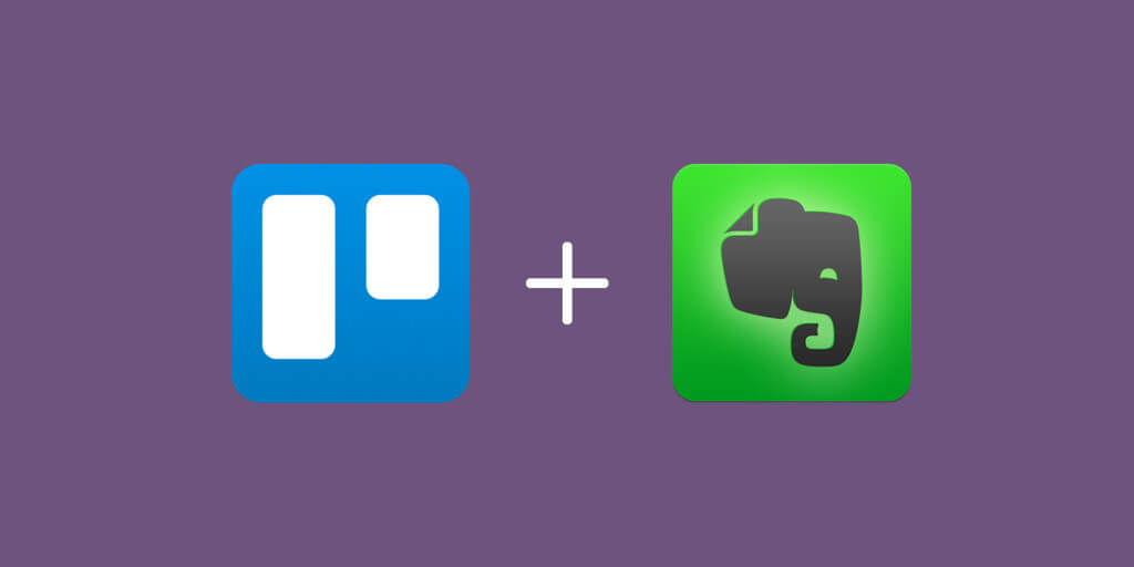 Evernote e Trello