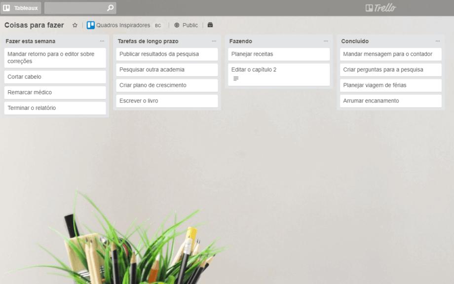 exemplo de workflow online