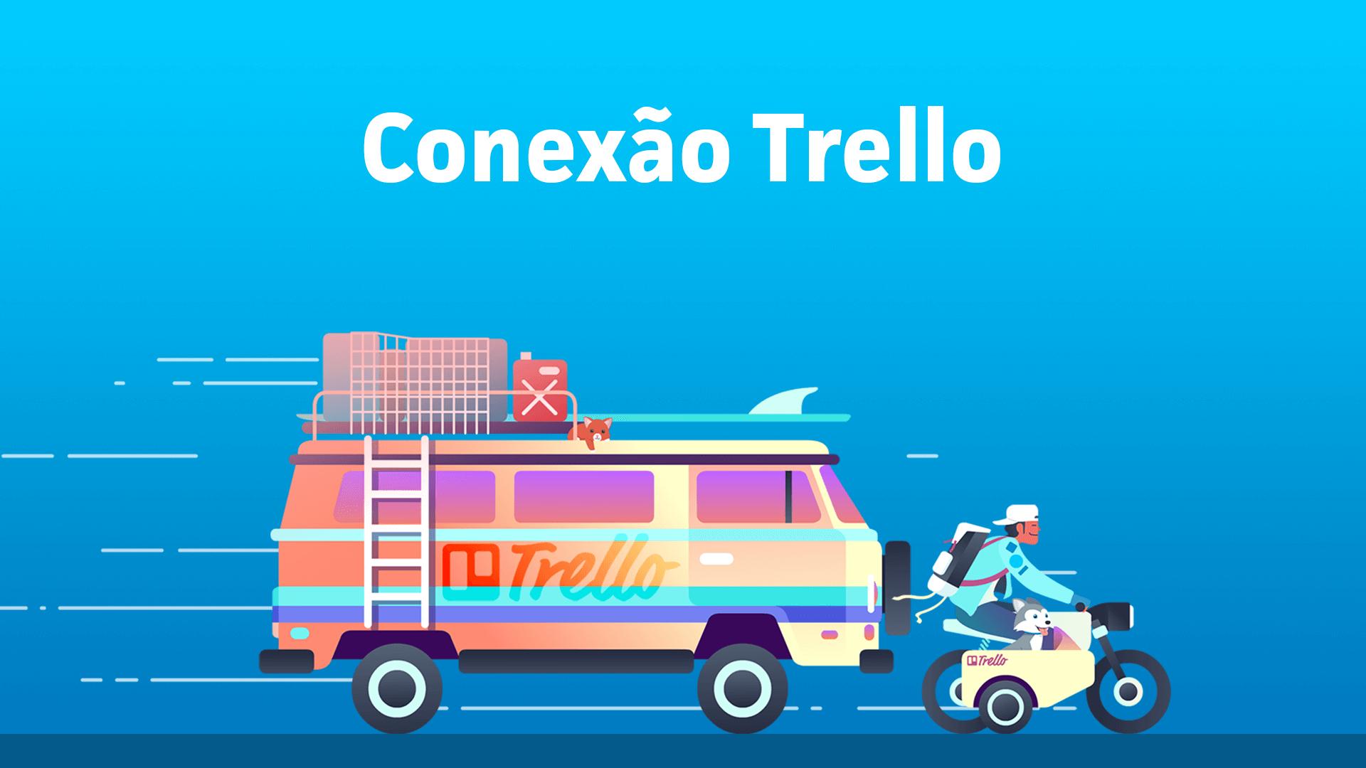 conexão Trello