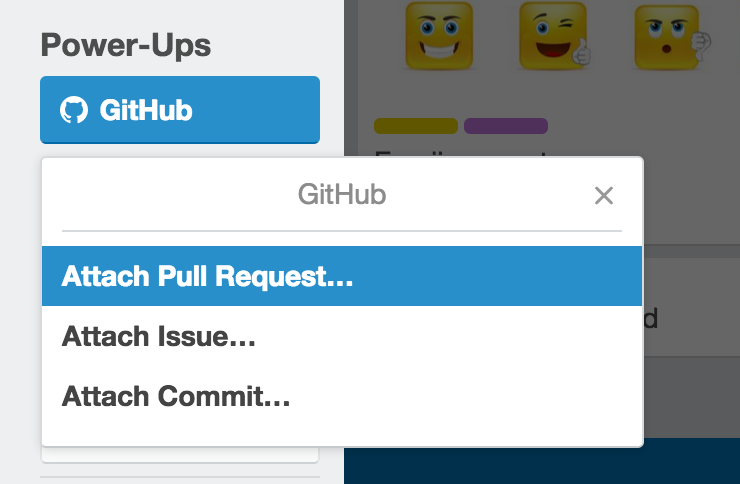 How to pull Github requests in Trello