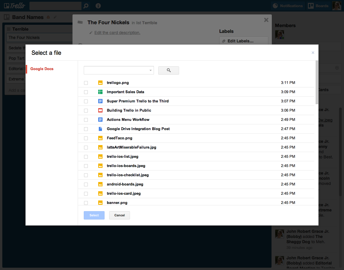 how to share files on google drive with friends