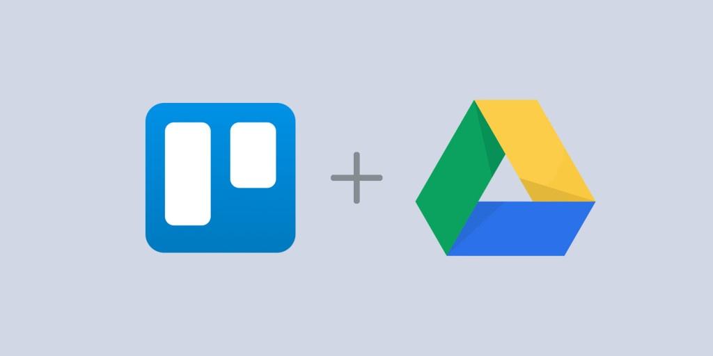 Google Drive Power-Up Trello