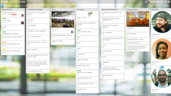 onboard with trello