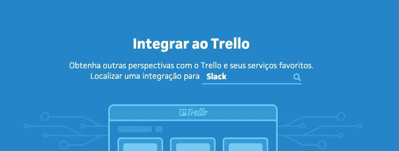 Integração Trello