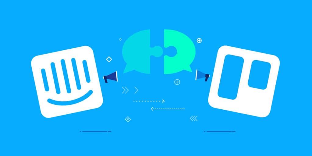 integração do Intercom com Trello