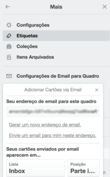 GTD no Trello
