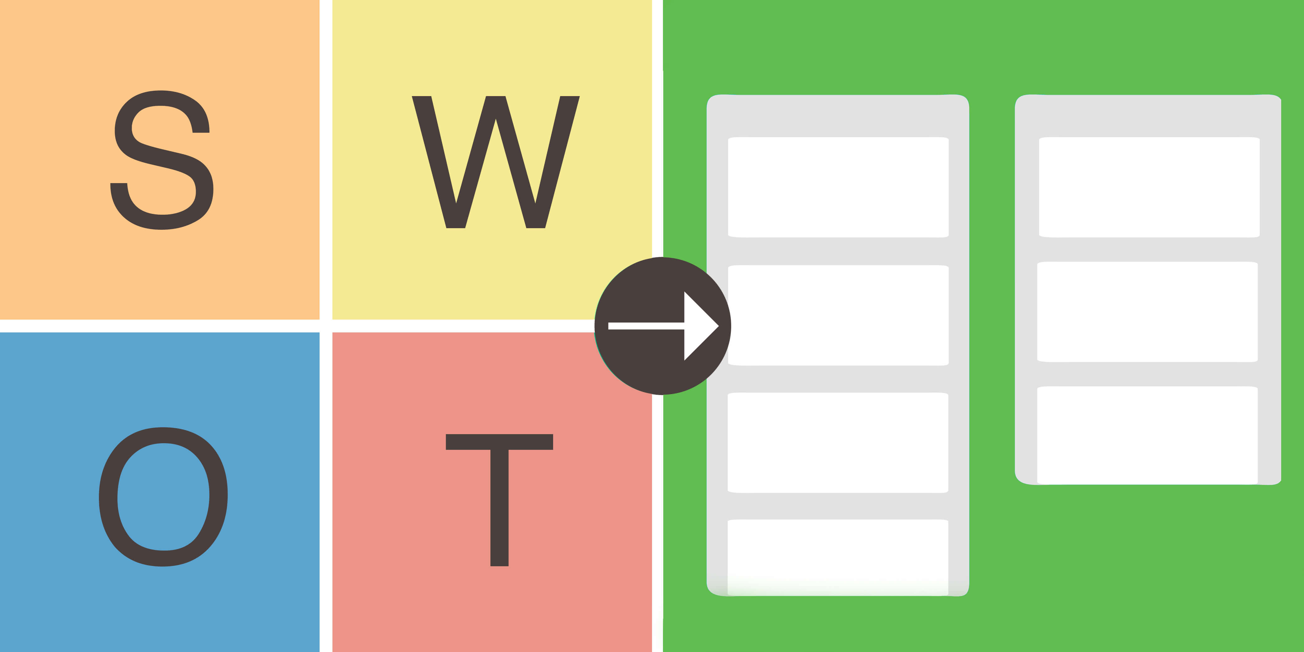 matriz swot no trello
