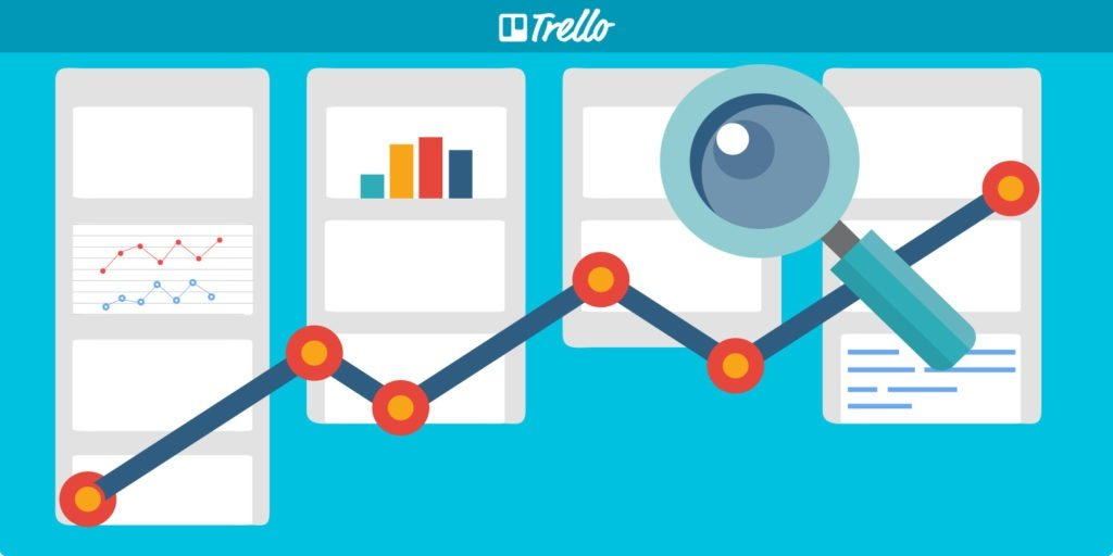 How to use Trello to track OKRs.