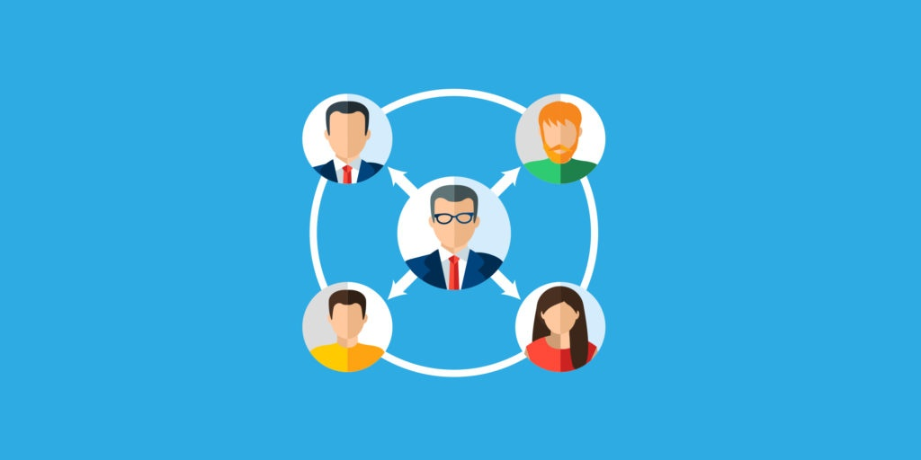 Scrum and Agile Project Management Team Organization