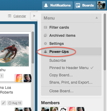 how to delete a card in trello
