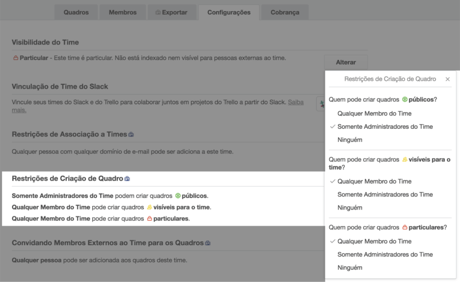 Trello Business Class