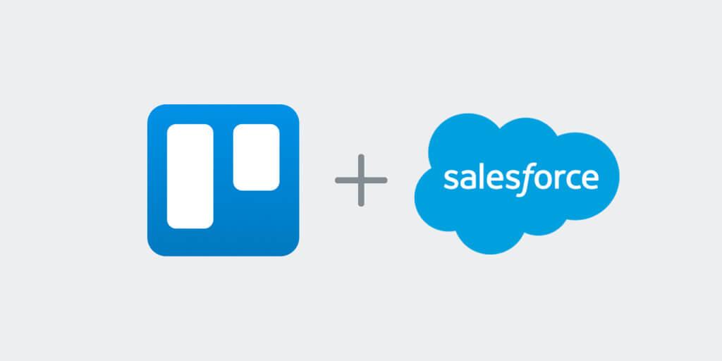 salesforce e Trello