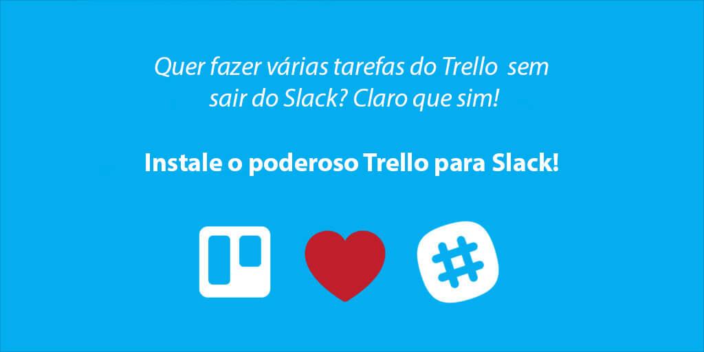 Trello para Slack
