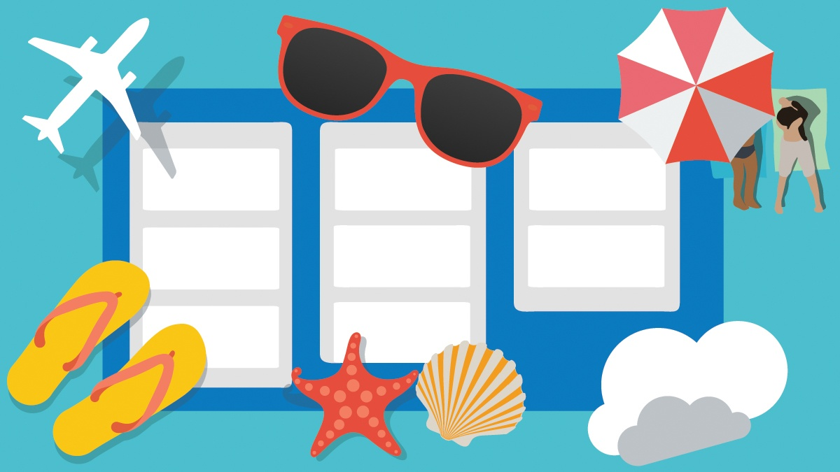 Plan a vacation with Trello
