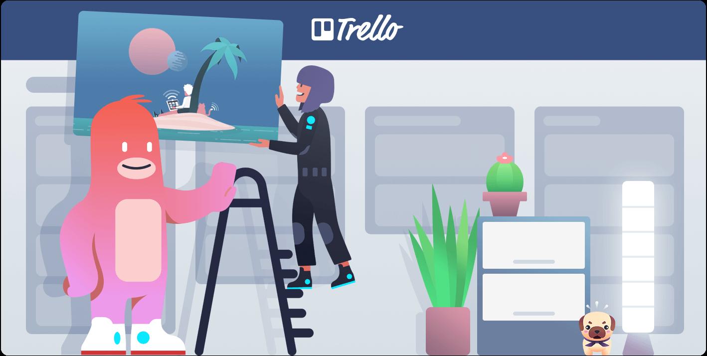 Using_Trello_at_home
