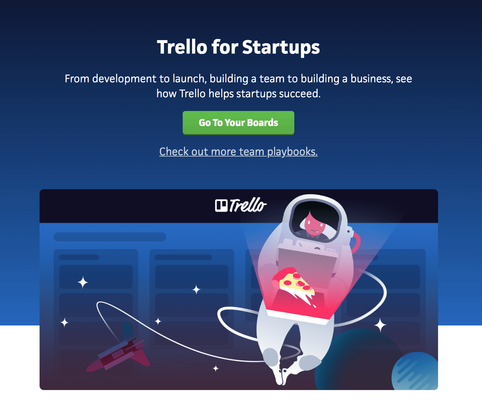 How to build a successful startup with the help of Trello