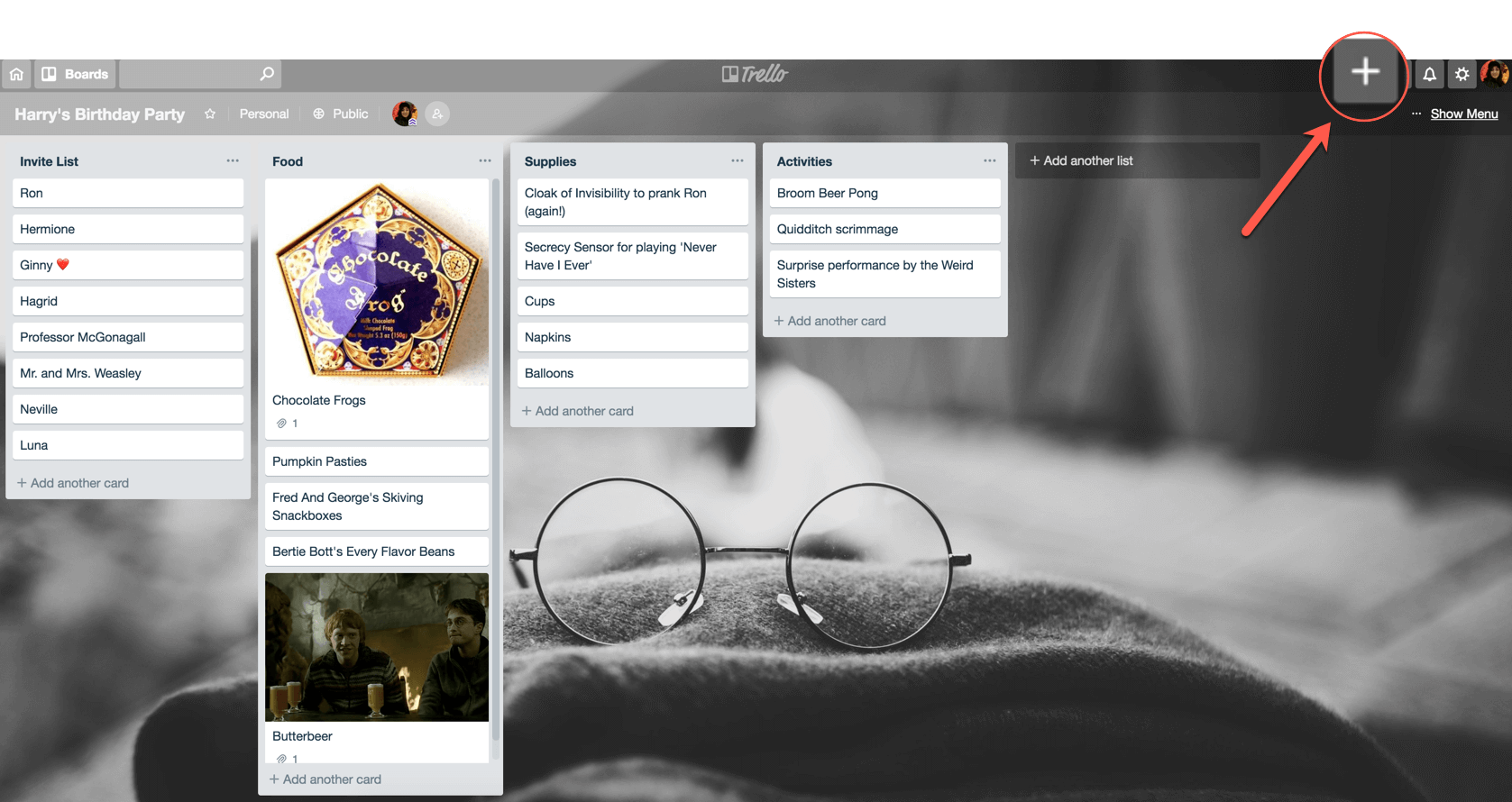 add-trello-board
