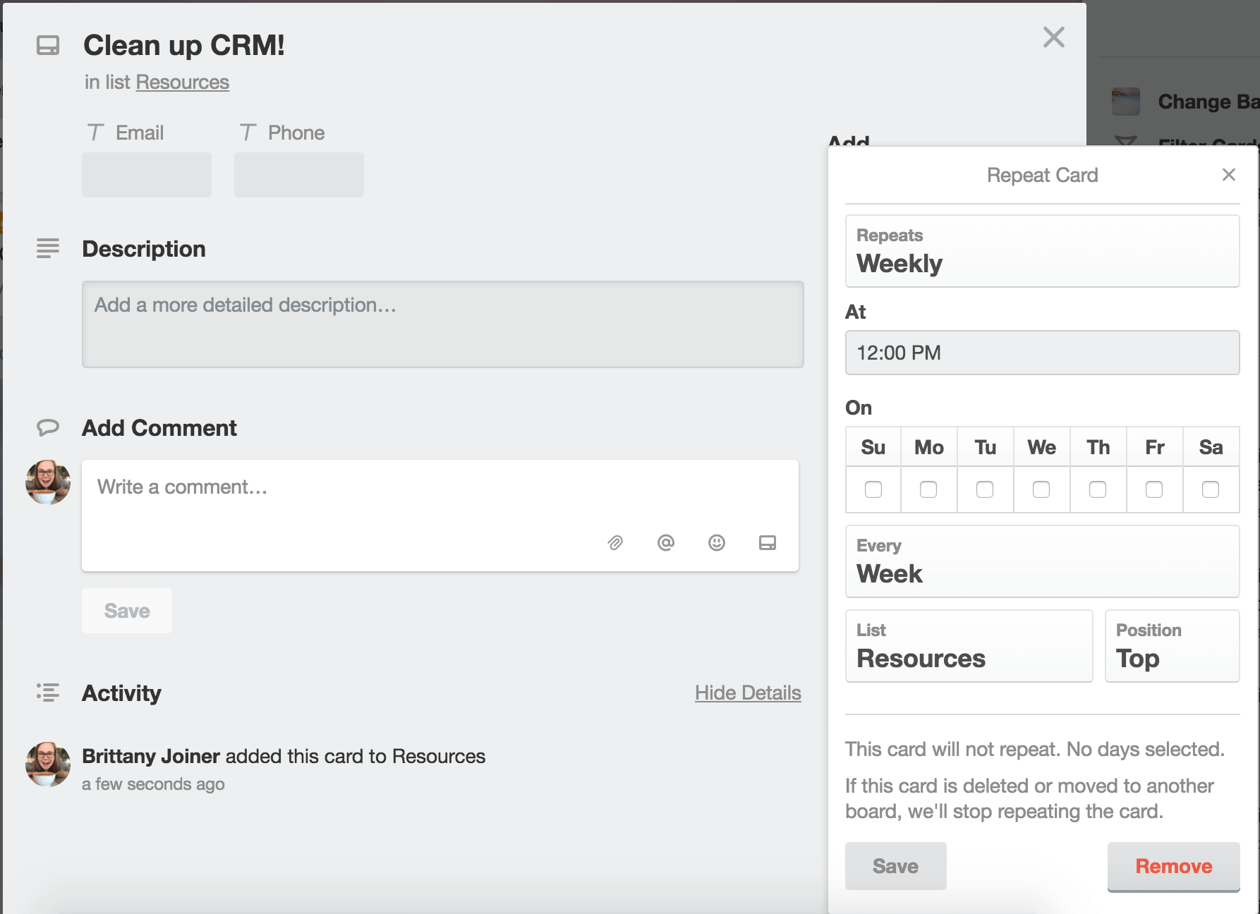 The Ultimate Trello for CRM Workflow Breakdown