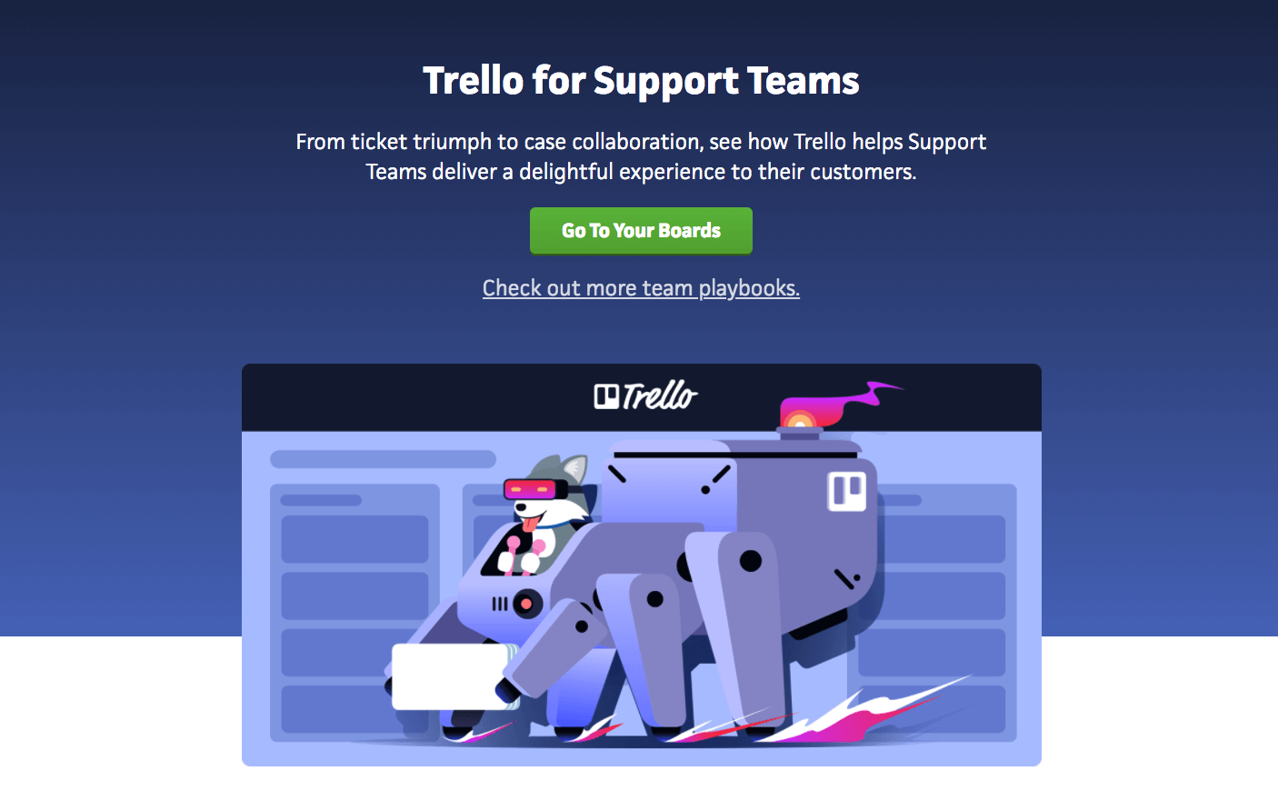 Trello for Customer Support Teams