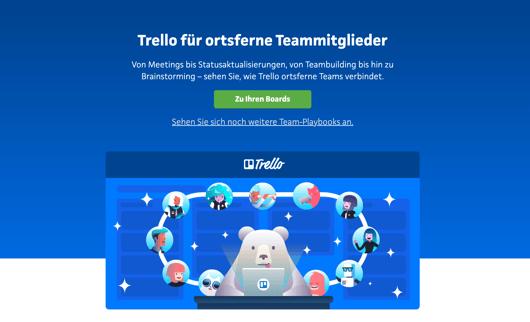 Trello-Vorlagen-Remote-Teams