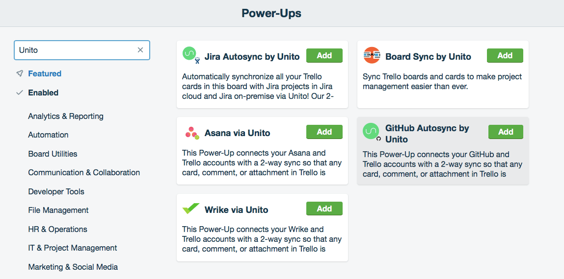 power-up directory