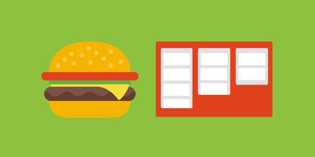 BurgerFi franchise restaurant management with Trello
