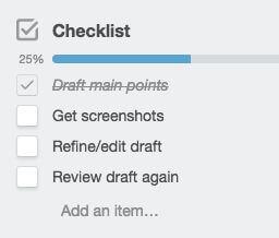 Ziele-erreichen-Checkliste