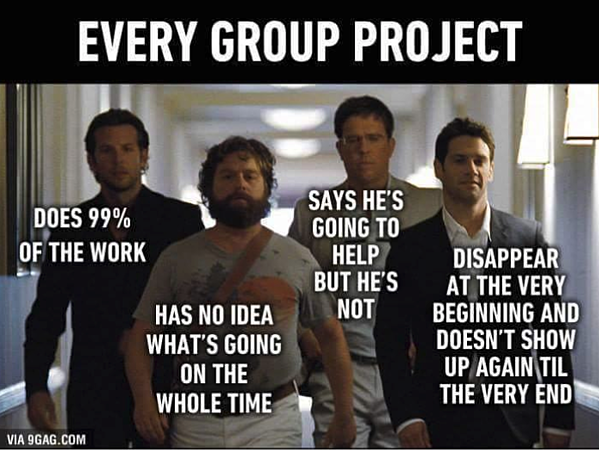 group-project-problems