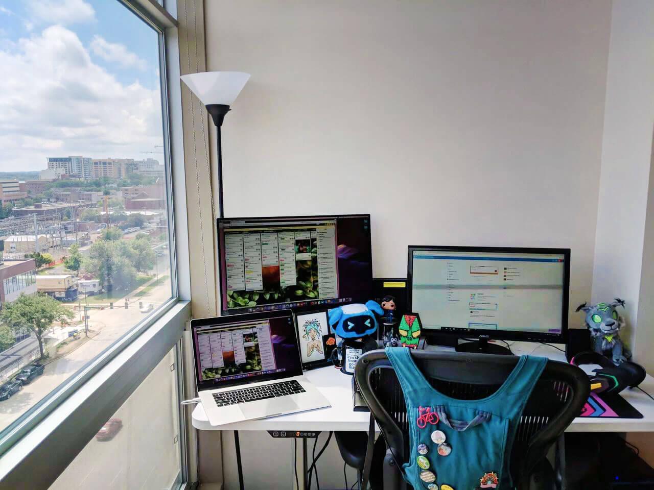 como organizar um home office