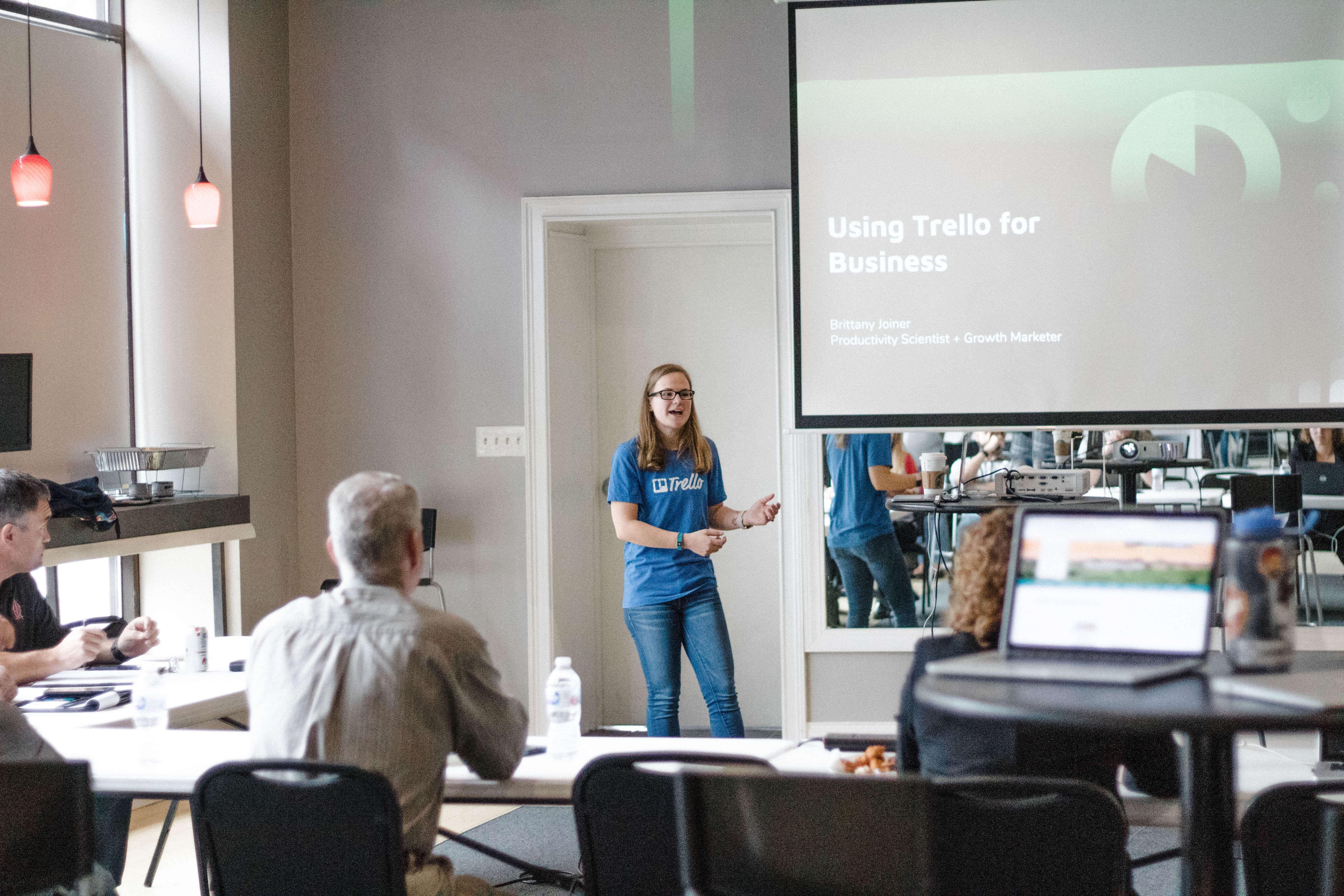 Workshop do Trello em Kentucky
