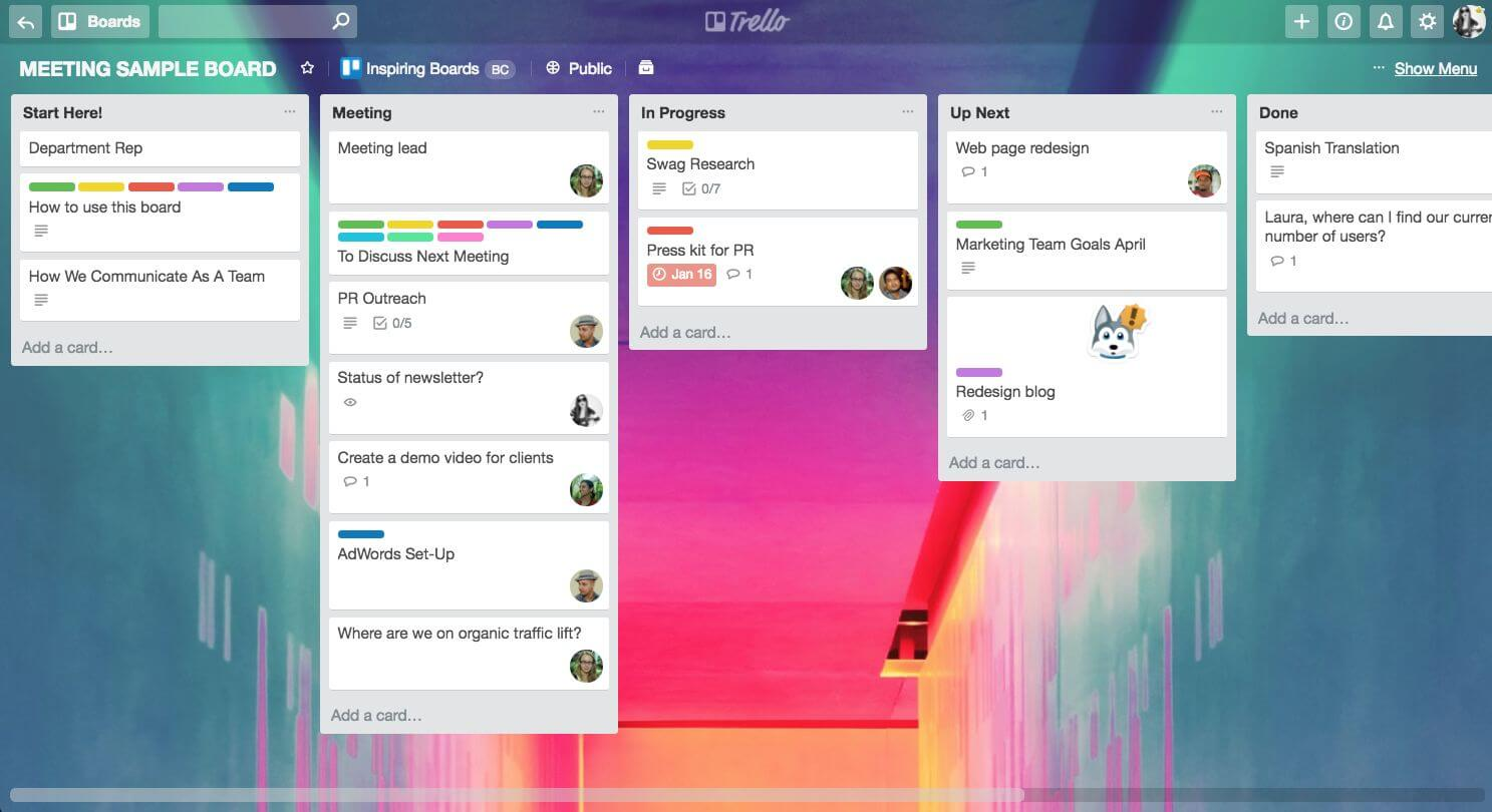 team_meetings_in_trello