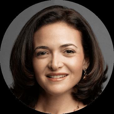 Sheryl Sandberg tips on impostor syndrome