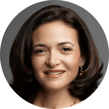 Sheryl Sandberg tips on impostor syndrome